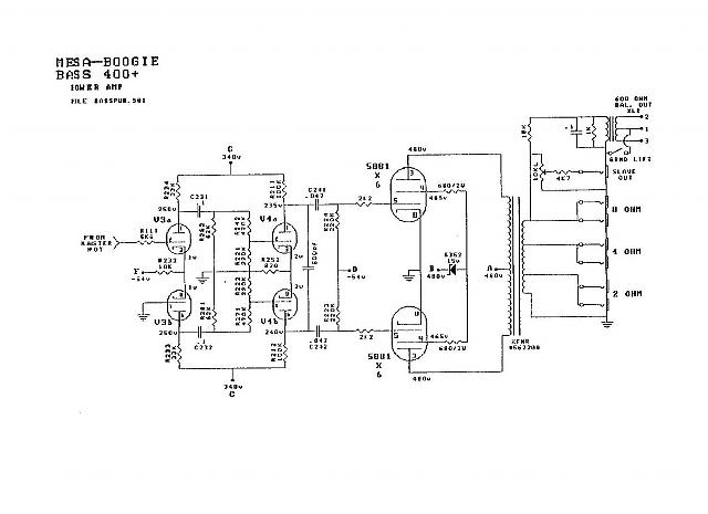 35 amp power supply schematics